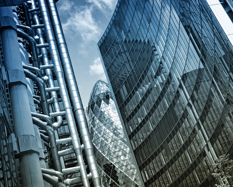 Lloyds building, Gherkin and Willis building | Kerry London