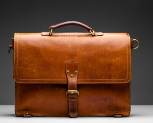 Picture of a briefcase representing Professional indemnity insurance