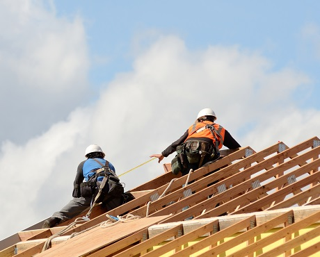 Roofers and scaffolders insurance