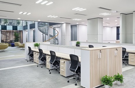 Shared workplace environment representing Workplace insurance