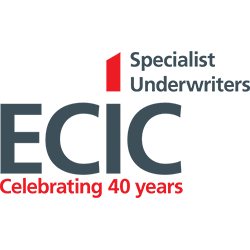 ECIC 40th anniversary logo