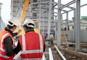 Construction regulations while on site