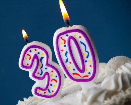Kerry London Turns 30