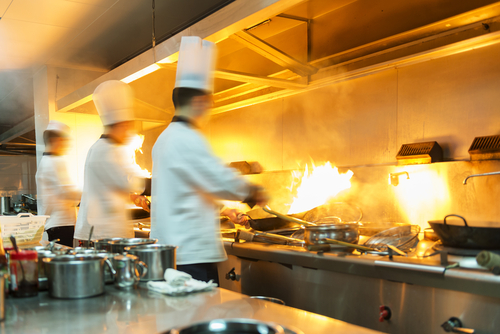 Food Services: Fire Safety Risks - Smoking