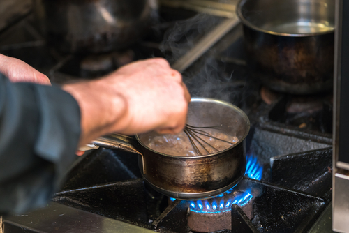 Food Services: Fire Safety Risks - Kitchen area