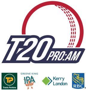 T20 ProAm Logo