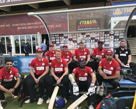 T20 Pro:Am a smashing success