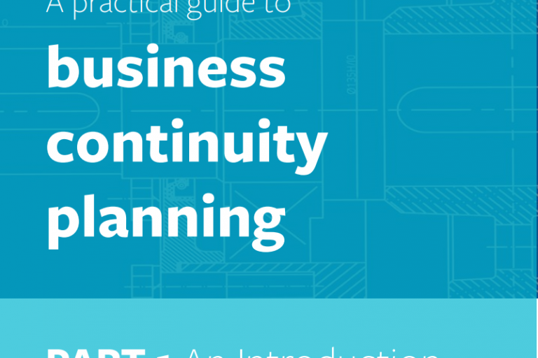 Webinar: A Practical Guide To Business Continuity Planning Part 1