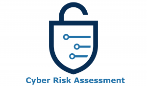 Conducting a Cyber Risk Assessment Logo
